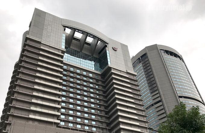 帝国ホテル大阪 外観