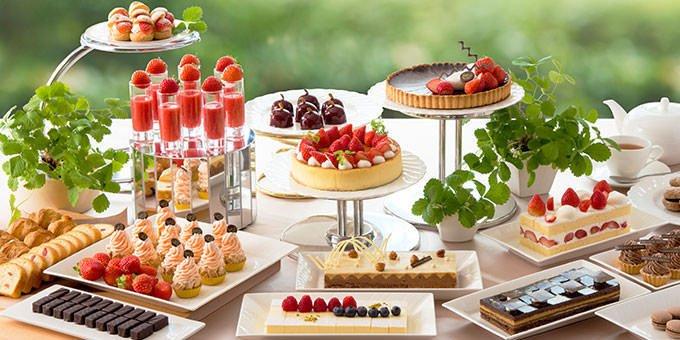ストロベリーブッフェ「苺スイーツブフェ ~ショコラとの饗宴~」