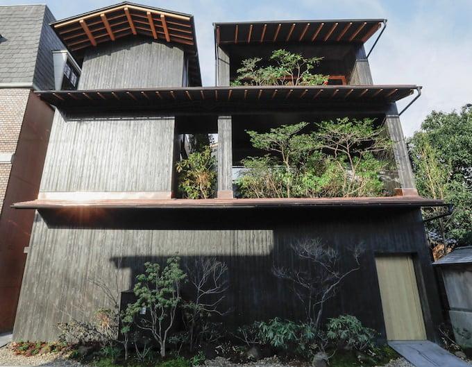 「そわか(SOWAKA)」新館の外観