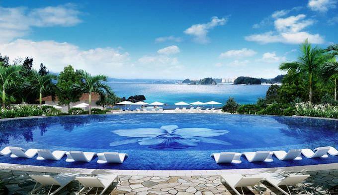 ハレクラニ沖縄 プールのイメージ画像
