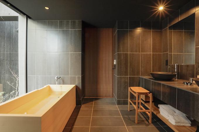 ジュニアスイート バスルーム