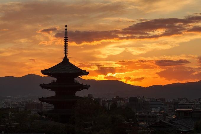 パーク ハイアット 京都 景観