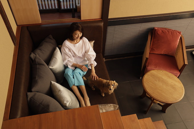 そわか(SOWAKA)ペットと宿泊できる部屋の画像