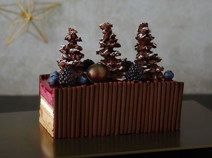 クリスマスケーキ「マロンカシス」公式画像