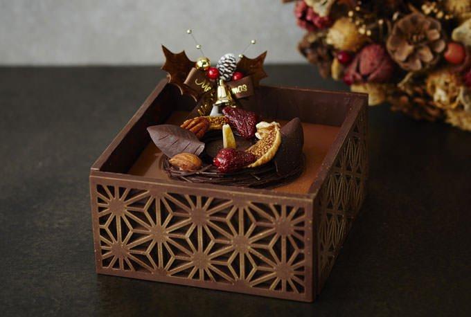 クリスマスケーキ「KUMIKO・柚子」公式画像