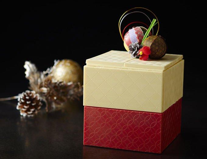 クリスマスケーキ「玉手箱」公式画像