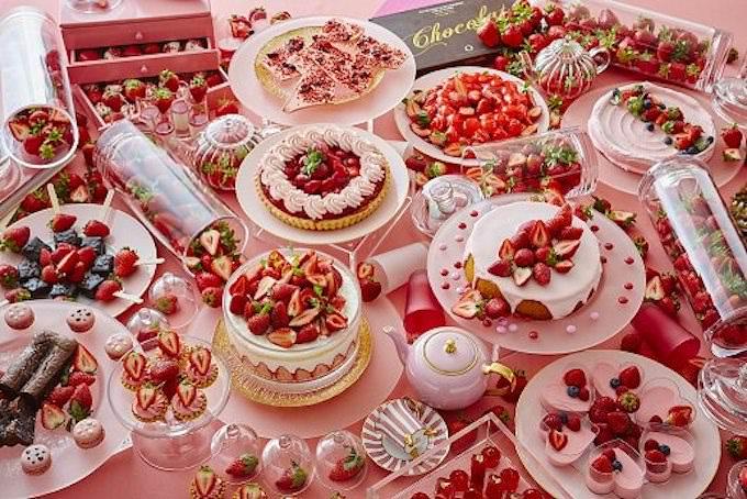 ストロベリーブッフェ~Berry Lovely Pink~ イメージ画像