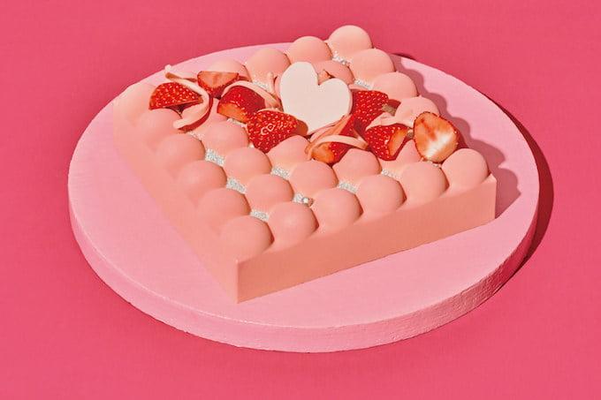 ピンク・ポップ・ストロベリー