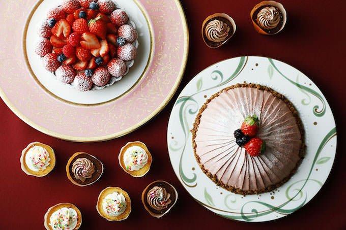 京都ブライトンホテル『ストロベリーブッフェ「ハーブを愛する苺たち~ほおばる苺・香るハーブ~」』
