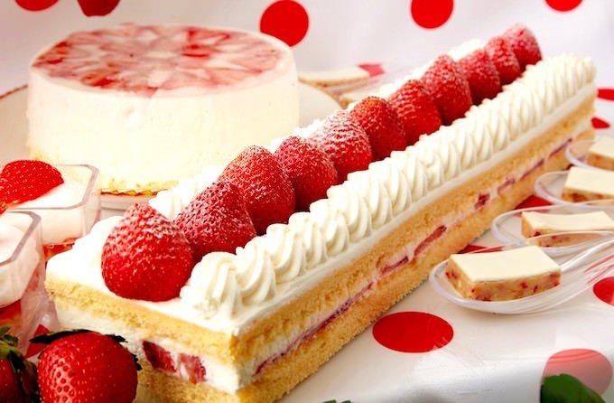 『いちごスイーツフェア』いちごのショートケーキ