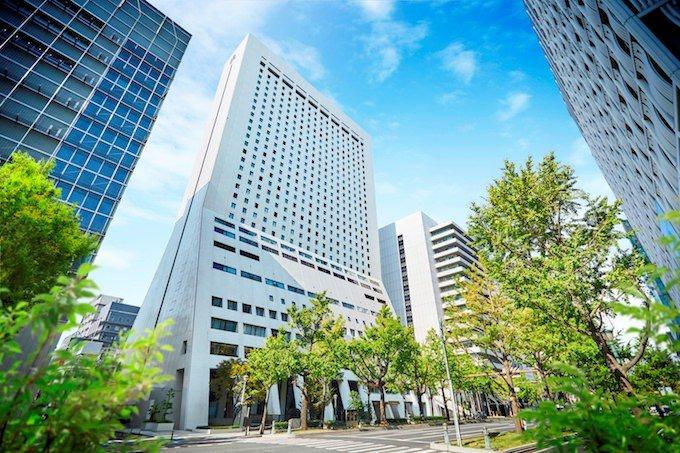 ホテル日航大阪 外観
