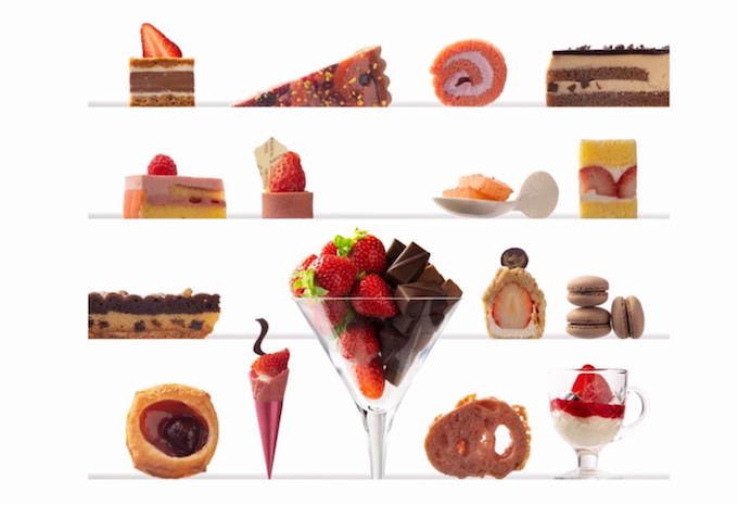 苺スイーツバイキング~苺とショコラの饗宴~ イメージ画像