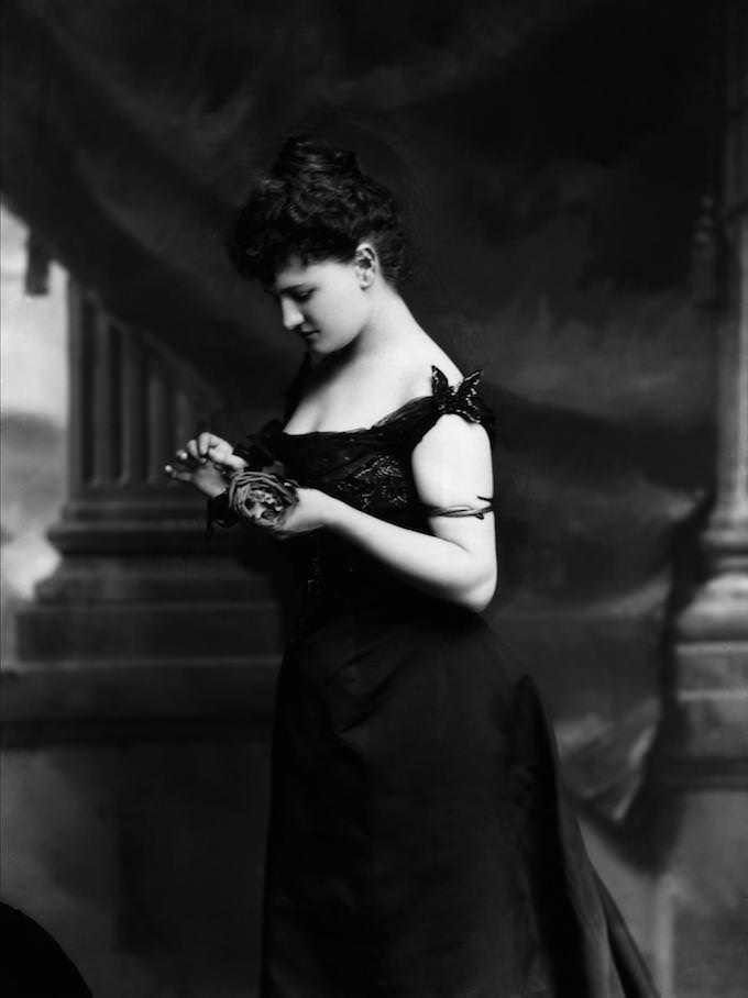 セントレジス創始者の母 キャロライン・アスターことアスター夫人