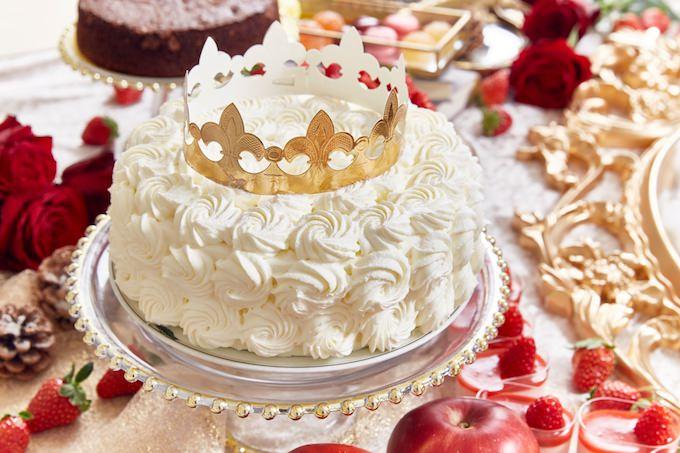 スノーホワイトショートケーキ