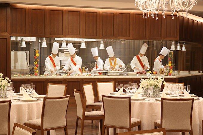 ホテル インターコンチネンタル 東京ベイ パークレーン店内画像