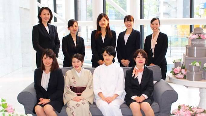 女性ホテリエプロジェクトチーム 『HAPPY RING PROJECT』