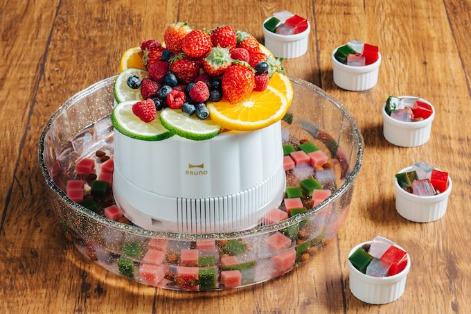Strawberry Sweets Buffet~BRUNOの森へようこそ~ メニュー画像