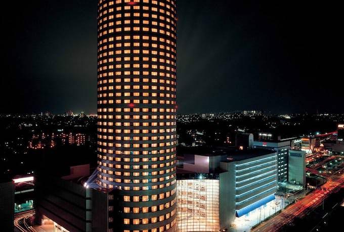 新横浜プリンスホテル 外観画像