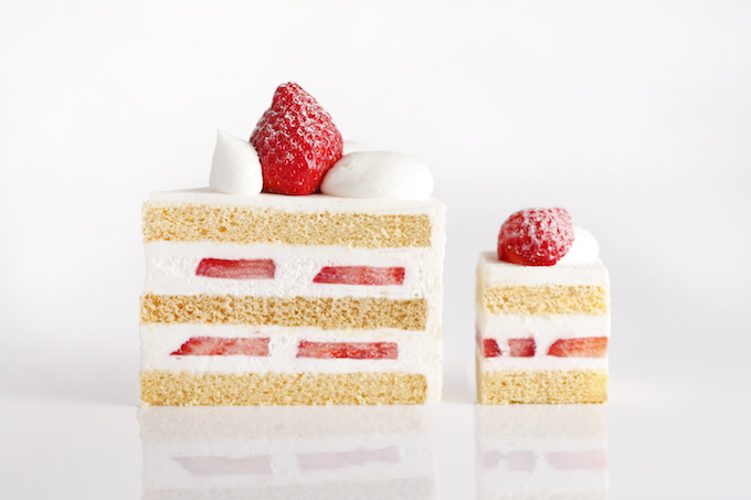 スーパーあまおうショートケーキ